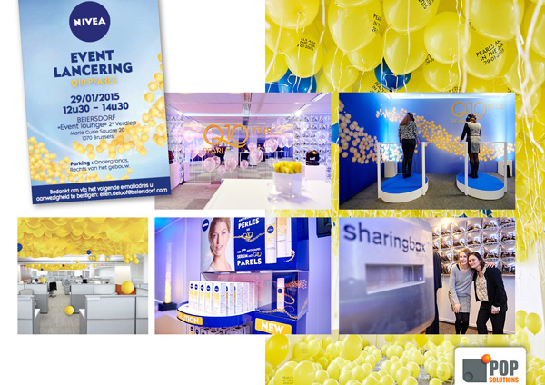 PRODUCT LAUNCH: NIVEA VISAGE Q10 PLUS PEARLS